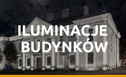 iluminacje budynków