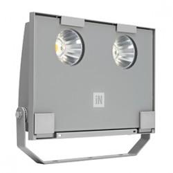 Naświetlacz LED GUELL 2 C/I 105W szary metalik